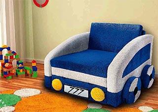 недорогие детские диваны с бортиками для детей от года до 3 лет