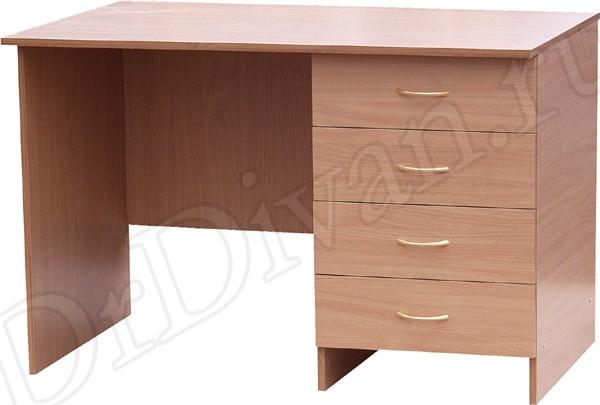 письменные столы с ящиками фото