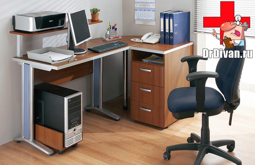 Письменный стол на металлических ножках цена от 3 990 руб..